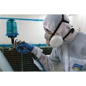 Åndedrætsværn maling, Filter til åndedrætsværn